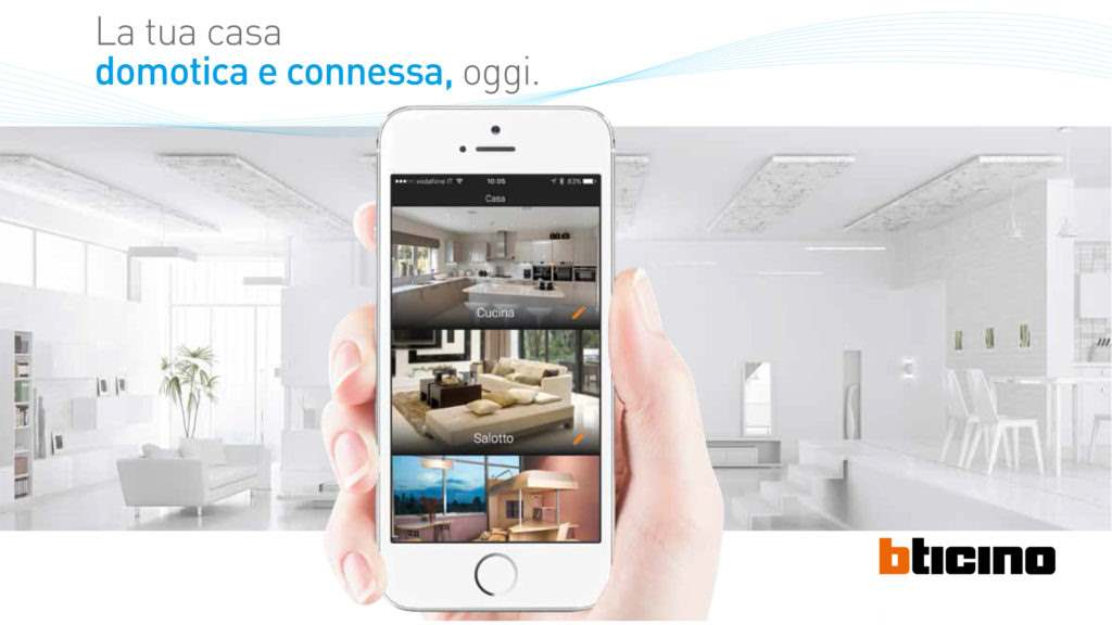 Pimpy domotica low cost made in italy wired