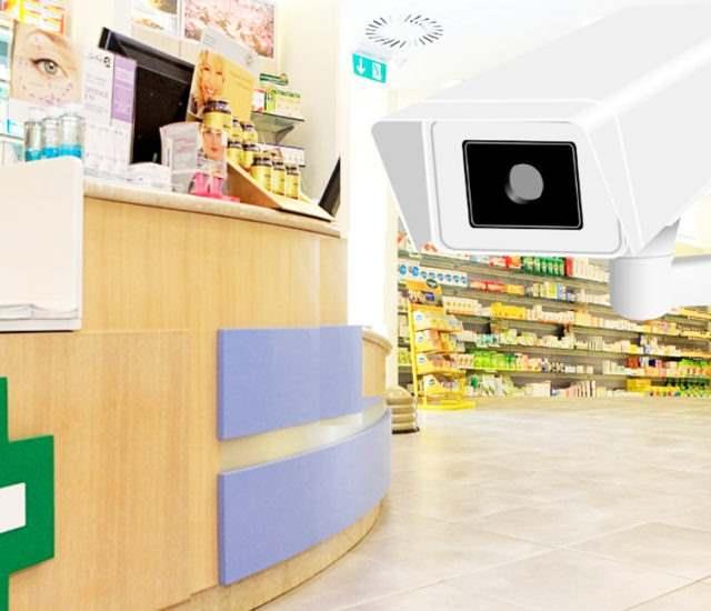 impianti sicurezza farmacia