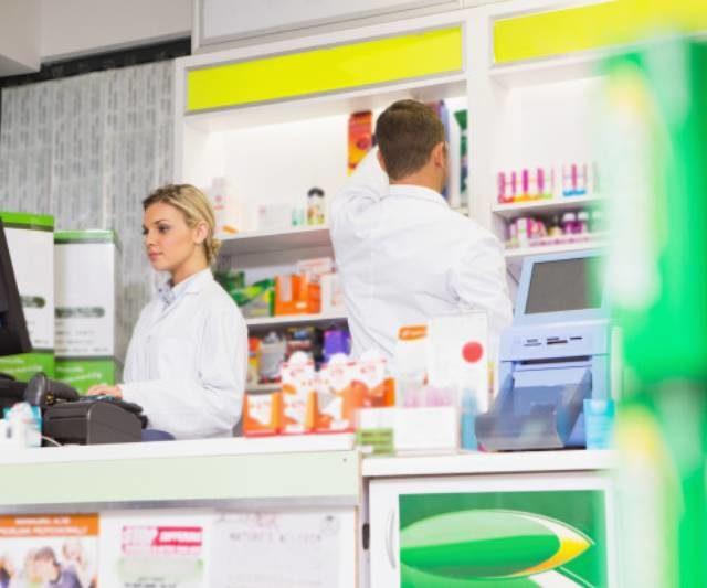 Gli impianti per farmacia