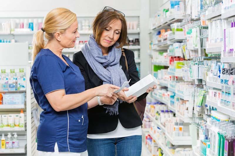 Espositori per farmacie: le tipologie