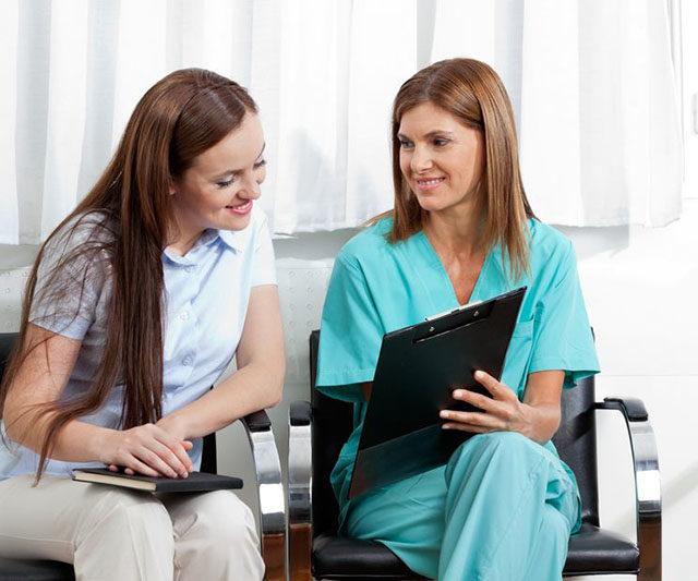 Sala d'attesa degli studi medici: come allestirla