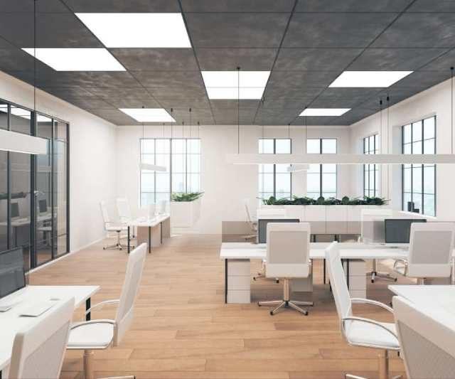 L'illuminazione nei luoghi di lavoro