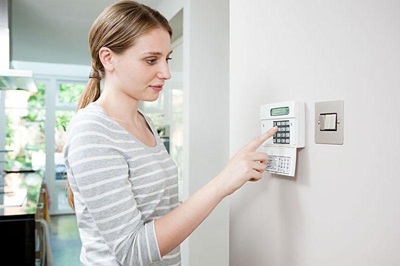 Antifurto senza fili: sicurezza domestica facilità di utilizzo
